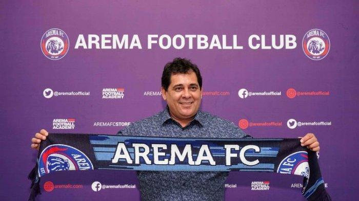 Carlos Oliveira Tak Masalah Kontraknya Tidak Diperpanjang Arema FC, Ungkap Dapat Tawaran Tim Lain