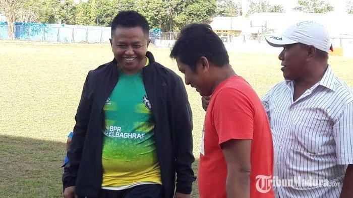 Agus Yuwono Ditunjuk Jadi Pelatih Baru Madura FC Pengganti Eduard Tjong, Langsung Kebut Empat Laga