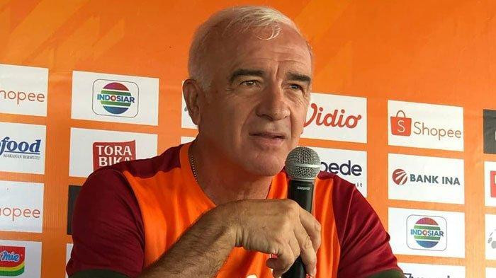 BREAKING NEWS - Mario Gomez Resmi Ditunjuk sebagai Pelatih Kepala Arema FC Singo Edan