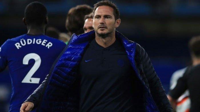 Chelsea Posisi 9 Klasemen Liga Inggris, Karir Frank Lampard Terancam, Faktor Habiskan Uang Sebabnya