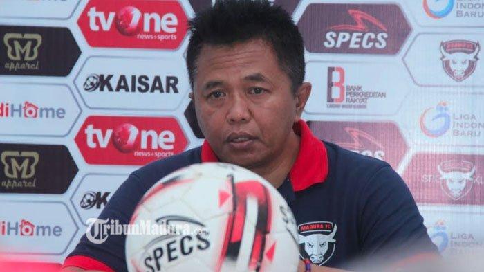 Pelatih Madura FC Beber Kelemahan Timnya Saat Pertandingan, Hal Berikut Jadi Waspada dan Antisipasi