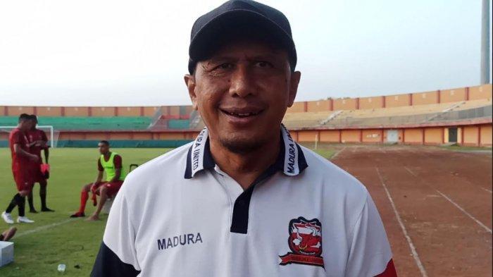 Liga 1 2021 Resmi Ditunda, Begini Tanggapan Pelatih Madura United Rahmad Darmawan