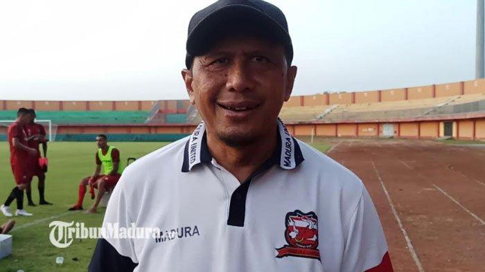 Target Madura United Menyambut Liga 1 2021, Bakal Jalani 8 Kali Uji Coba Dimulai Awal Bulan Juni