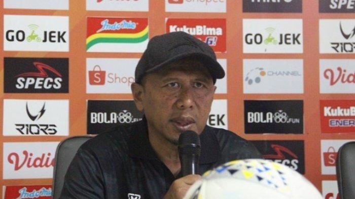 Pelatih Madura United Beri Komentar Soal Turnamen Pramusim: Ajang Simulasi Kompetisi di Masa Pandemi