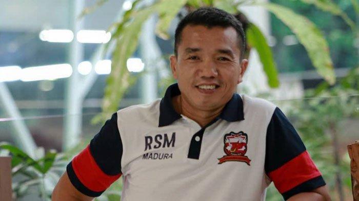 Rasiman Sayangkan Dua Proses GolPSS Sleman ke Gawang Madura United, Minta Semua Pihak Berbenah