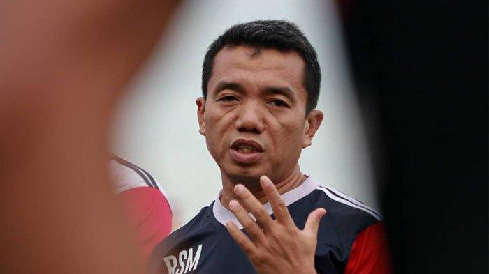 Madura United Agendakan Game Internal Akhir Pekan ini,RasimanUngkapDua Tujuan dalam SatuGame