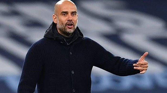 Fokus Pelatih Manchester City Hanya untuk Manchester United, Pep Guardiola Bodo Amat pada Rekor