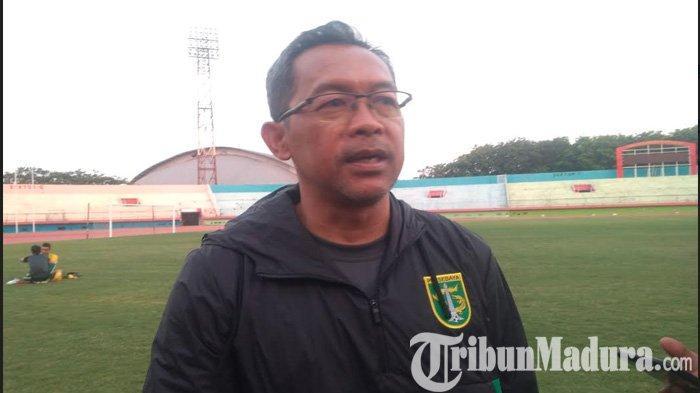 Persebaya Surabaya Benahi Finishing TouchJelang KontraMadura United diStadion Gelora Bangkalan