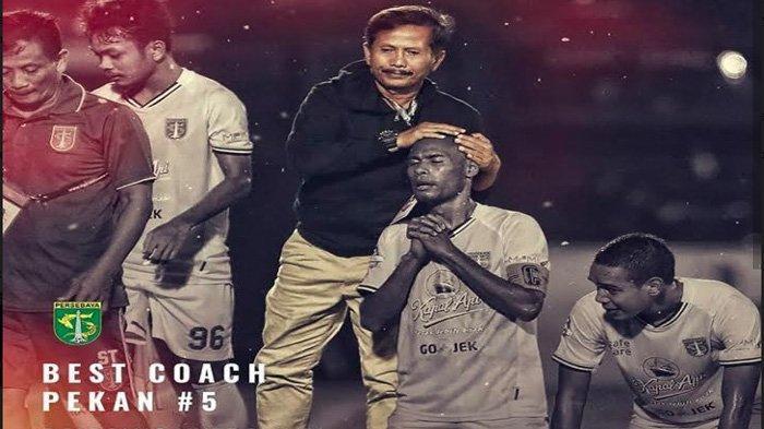 Persebaya Raih Kemenangan Perdana di Liga 1 2019, Djanur Dinobatkan Pelatih Terbaik Pekan Kelima