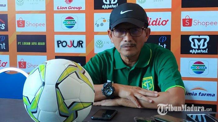 Pelatih Persebaya Sebut Madura United Vs Persebaya di Piala Indonesia Kurang Ideal, Cedera Faktornya