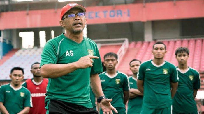 Pelatih Aji Santoso Ungkap Kelebihan dan Kekurangan Persebaya Punya Banyak Pemain Dipanggil Timnas