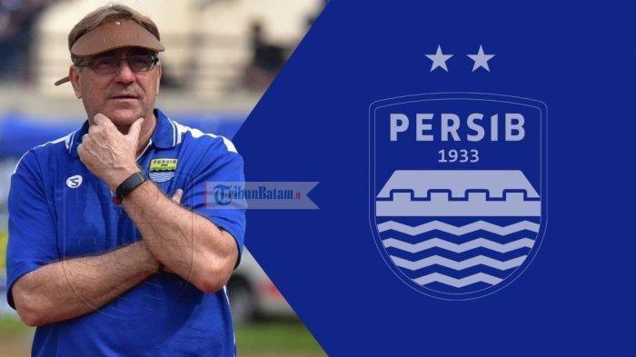Persib VS Arema FC 2-1, Robert Rene Alberts Beber Faktor Kemenangan 'Saya Punya Catatan Baik'