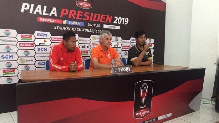 Jelang Madura United Vs Persija Jakarta - Pelatih Persija Ivan Kolev Merasa Tidak Diuntungkan