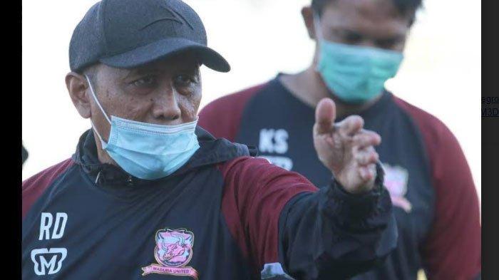 Madura United Pastikan Ikut Partisipasi Pramusim Piala Menpora 2021, Kumpulkan Tim pada 25 Februari