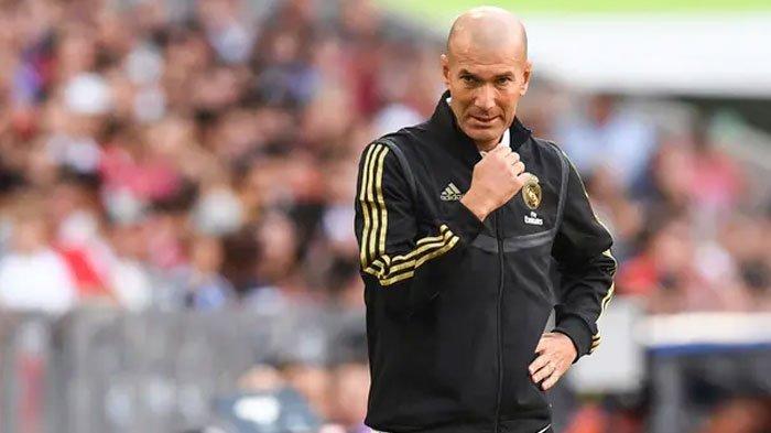 Jika Zidane Didepak dari Pelatih Real Madrid, ini Deretan Calon Pengganti, ada Legenda Real Madrid