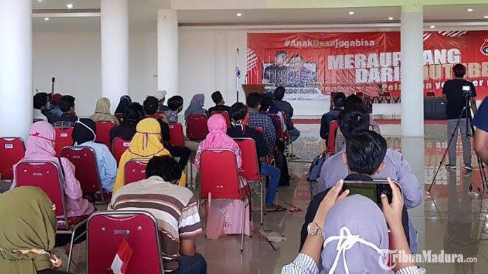 Aliansi Pemuda Madura Gelar Pelatihan Youtuber Muda Gratis di Sumenep, Diikuti250 Kaum Milenial