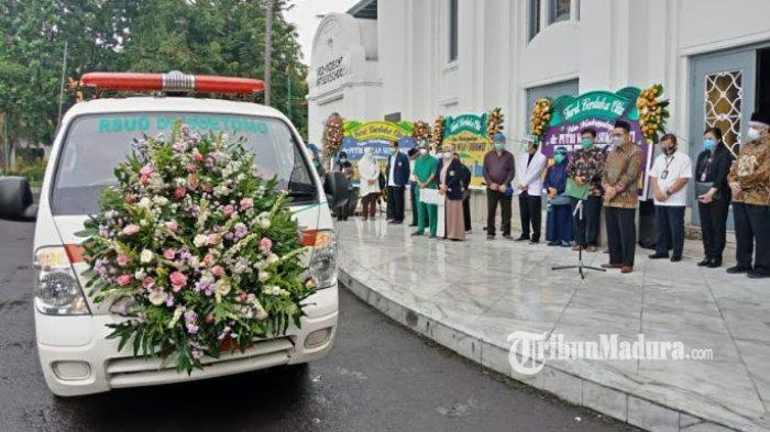 Putri Wulan. Dokter PPDS FK Unair RSUD dr Soetomo Surabaya Meninggal Dunia Terinfeksi Covid-19
