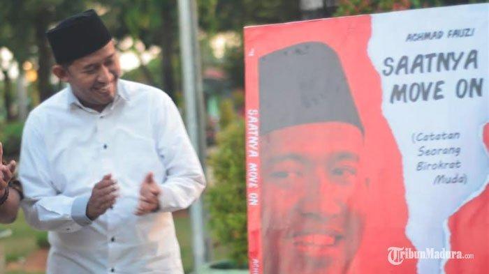 SosokCalon Bupati Sumenep Achmad Fauzi di MataMilenial, Dinilai MampuWakili Harapan Kaum Muda