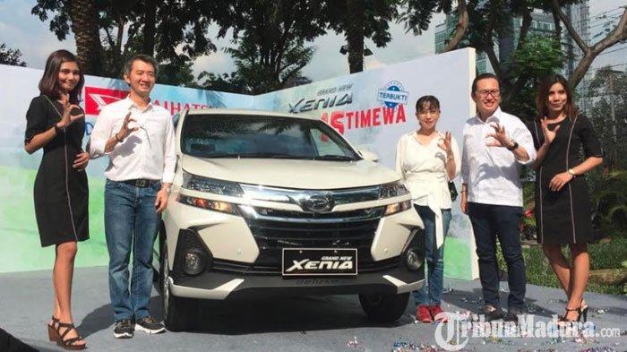 Daihatsu Grand New Xenia,Inovasi Otomotif Daihatsu Mesin 1500 cc Pertama di Surabaya
