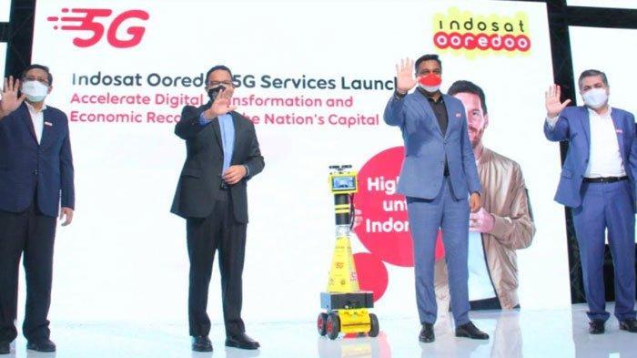 Layanan 5G Indosat Ooredoo Segera Hadir di Surabaya, Kota Pahlawan Dipilih Jadi Kota Ketiga