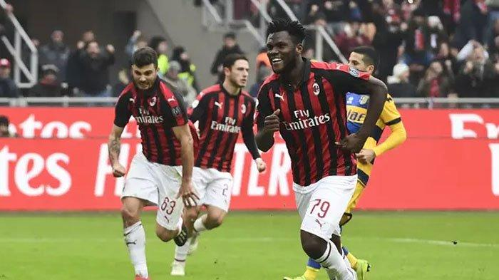 Dewi Fortuna Menghampiri AC Milan di Menit Kritis Saat Lawan Udinese, Sempat Nyaris Kebobolan