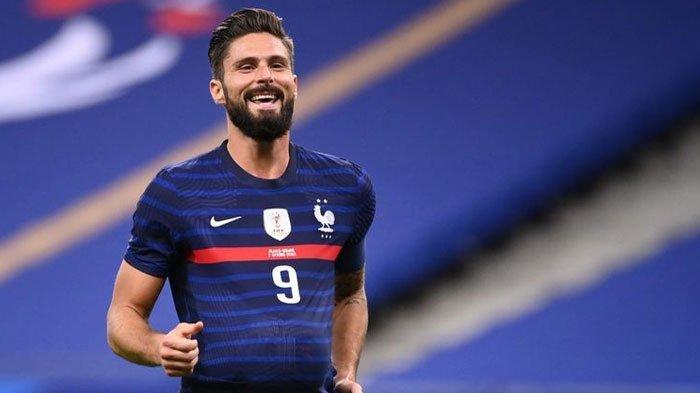 Olivier Giroud Move On dari Chelsea, Sebut Dirinya Ditakdirkan Bersama AC Milan, Ungkap Harapannya