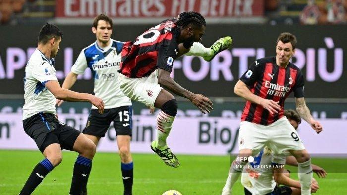 AC Milan Kalah dari Atalanta, Inter Milan Mulai Kejar Puncak Klasemen, Simak Klasemen Liga Italia