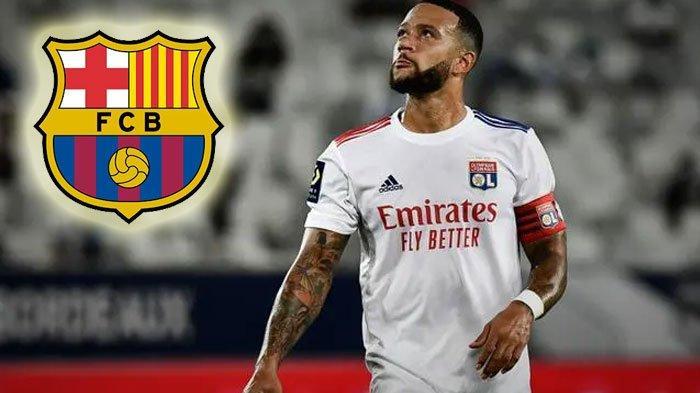 Optimisme Memphis Depay Bisa Nyetel dengan Permainan Lionel Messi di Barcelona, Bakal Terwujud?