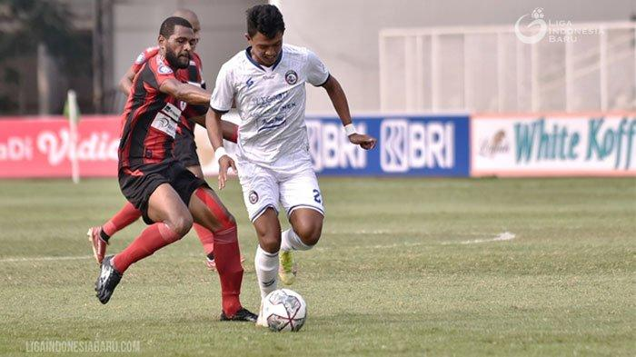 Tutup Seri I, Arema FC Bertengger di Posisi 6 Klasemen Sementara Liga 1