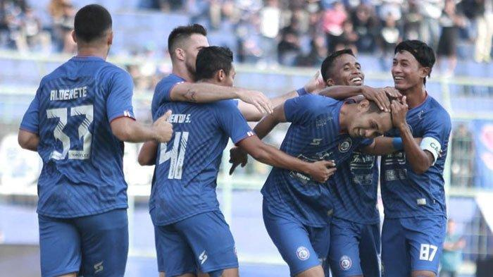 Lanjutan Liga 1 2020 Belum Dapat Restu dari Kepolisian, Arema FC BerharapAda Alternatif Solusi