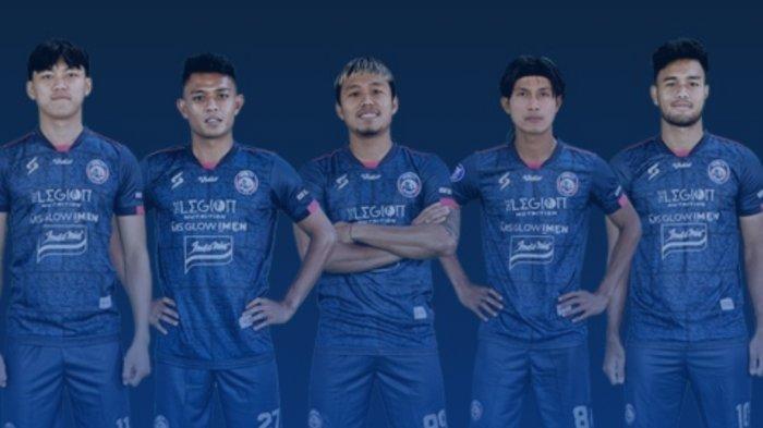 Lima Pemain Arema FC Dipanggil Timnas, Termasuk Sang Kapten