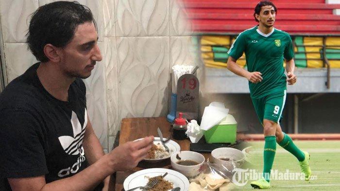 Pemain Persebaya Asal Palestina Langsung Terpincut Kuliner Rawon, Tapi Masih Butuh Adaptasi Soal ini
