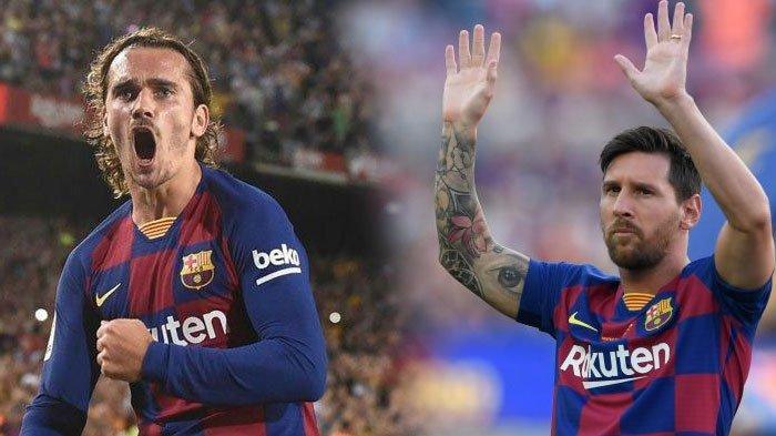 Griezmann Jadi Alat Tukar Barcelona dengan Pemain Juventus yang Lionel Messi pun Tak Cocok, Nekat?