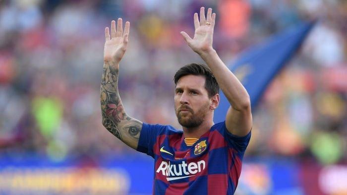 Bakal Senang Latih Messi di PSG, Komentar Pochettino Soal Lionel Messi Bikin Barcelona Geram