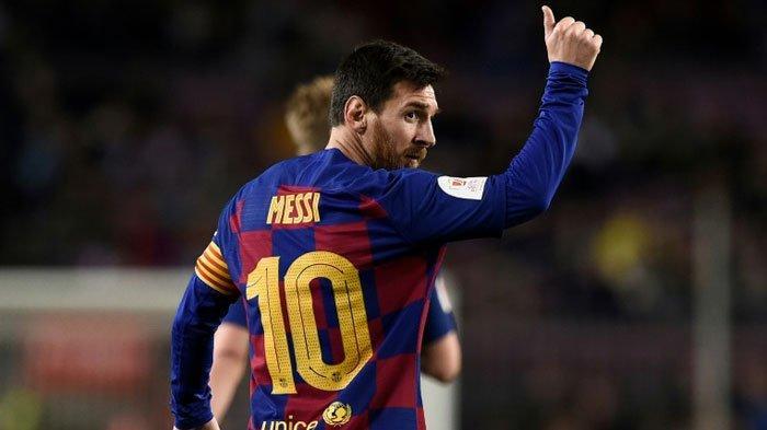Jika Lionel Messi Hendak Pergi ke Manchester City, Pelatih Barcelona Akui Ragu Bisa Pertahankan