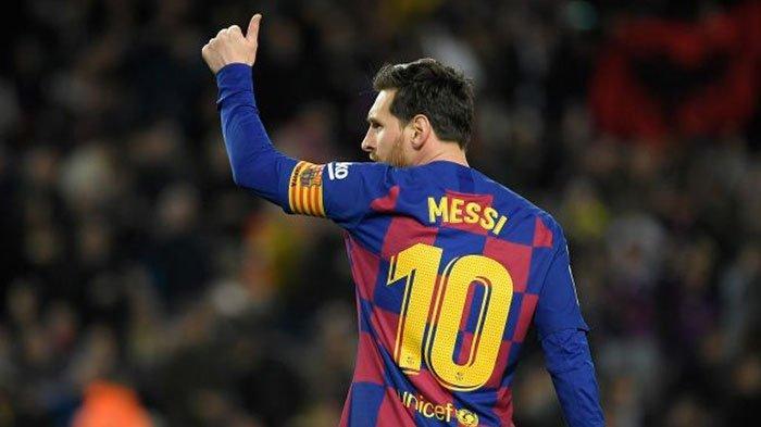 Lionel Messi Ogah Perpanjang Kontrak di Barcelona, Tawaran Inter Milan Disinyalir Jadi Sebab