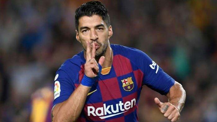 Suarez Digadang Bakal Duet dengan Ronaldo di Juventus Pasca Namanya Dicoret dari Barcelona