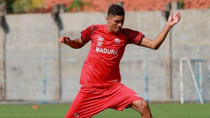 Pemain Asing Baru Madura United Mulai Bergabung Latihan, Coach RD Ungkap Kondisinya
