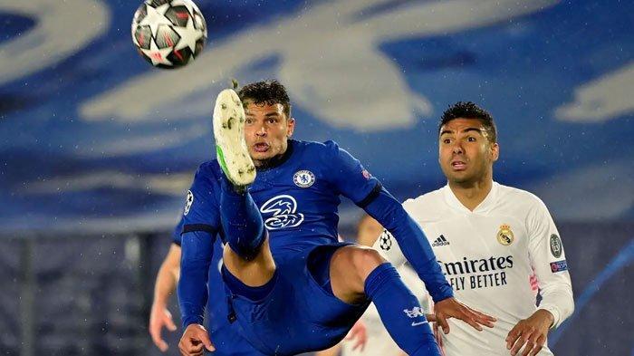Chelsea Bikin Pelatih Real Madrid Zinedine Zidane Salut, Puji Pemain dan Ungkap Penyebab Kekalahan