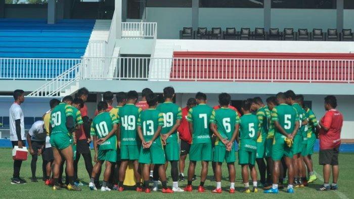 Agus Yuwono InginBawa Pulang Poindari Kandang PSIM Yogyakarta,Minta PemainMadura FC Ekstra Fokus
