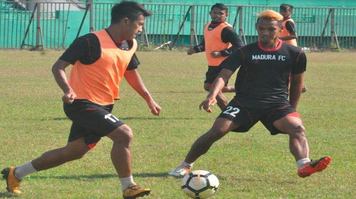 Terjerembab di Papan Bawah Klasemen, Madura FC Makin Ketar-ketir Jelang Lawan Persiba Balikpapan