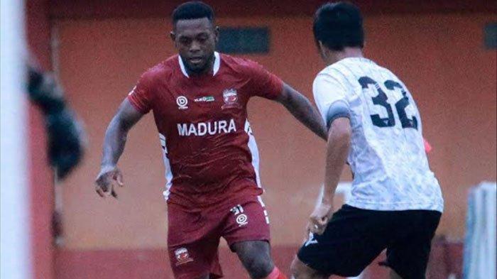 'Dosa' Lama Pemain Madura United Disorot Rahmad Darmawan, Jadi Catatan Pelatih saat Latihan Bersama