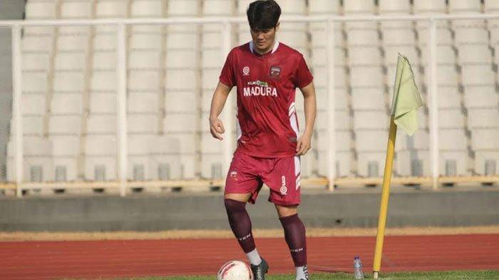 Sinyal Peluang Kim Jinsung di Madura United, Pelatih Rahmad Darmawan Ungkap Kondisi Pemain Asingnya