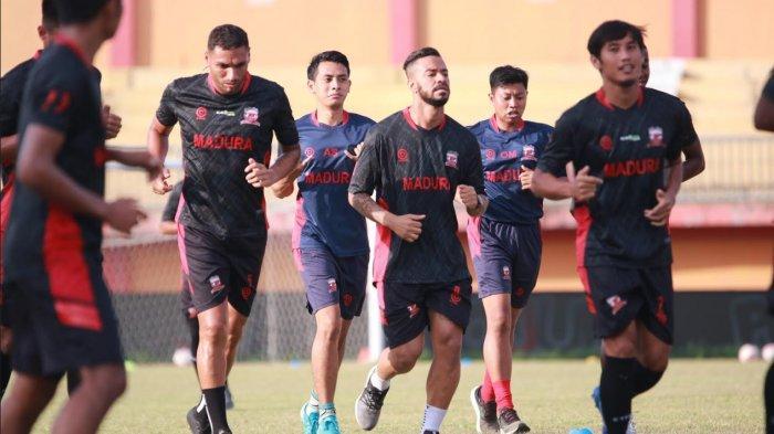 Tim Madura United Dijadwalkan Mulai Latihan Persiapan Liga 1 2021 di Pamekasan pada Pekan Depan
