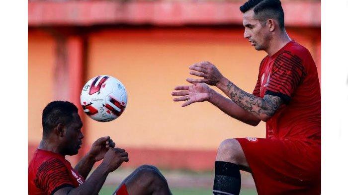 Respons Pelatih Madura United Rahmad Darmawan Soal Tiga Pemain yang Kegemukan Setelah Lebaran 2021