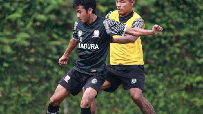 Matangkan Taktikal, Besok Madura United Mulai Uji Coba dengan Klub Lokal Malang