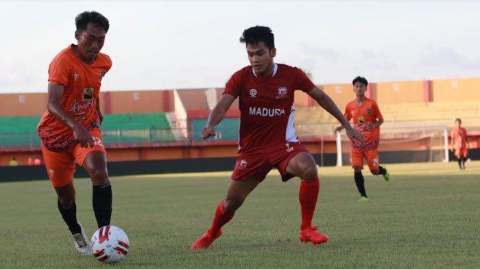 Trik Gemilang Rahmad Darmawan Antisipasi Keroposnya Lini Belakang Madura United Jelang Kompetisi
