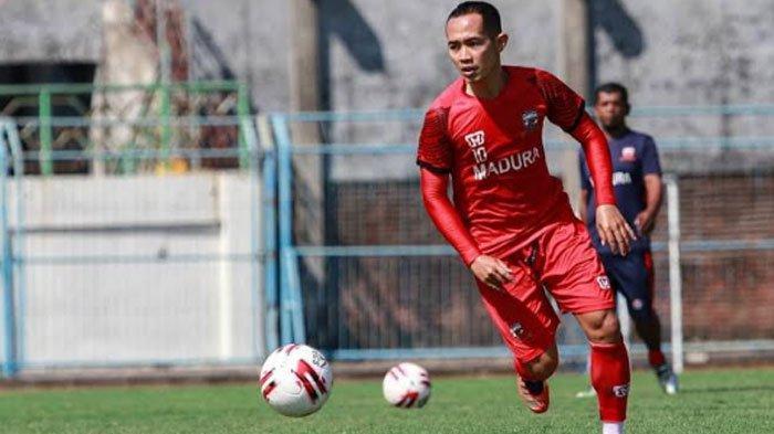 Madura United Akan Fokus Latihan, Pelatih Bersyukur Tubuh Pemain Masih Ideal Meski Libur Panjang