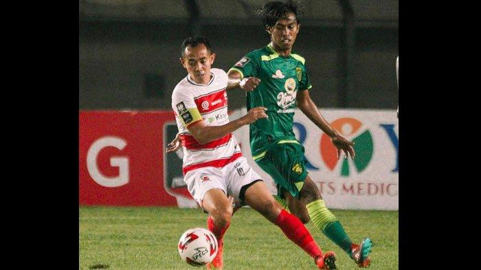 Finishing Lemah Alasan Madura United Takluk dari Persebaya, Lanjut Fokus Pertandingan Selanjutnya