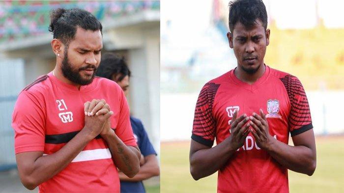 Sembuh dari Cedera, Pelatih Madura United Beri Porsi Latihan Berbeda untuk Fandry Imbiri & Zulfiandi